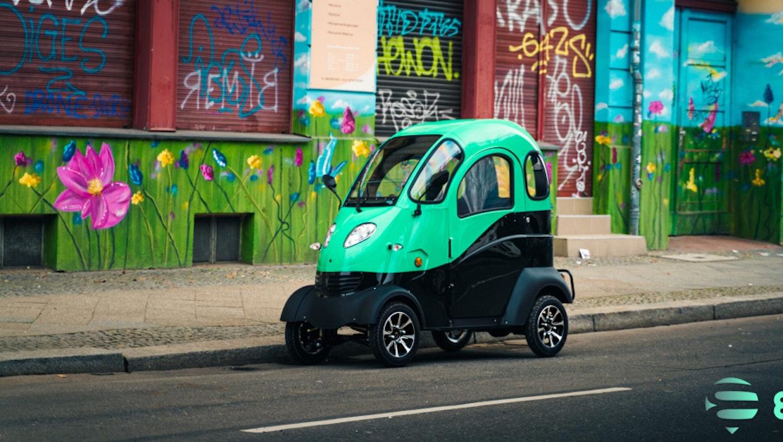 Enuus E-Pods verlassen Berlin: Deshalb haben die Mikro-Autos keine Chance