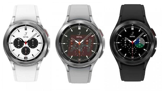 Das soll die Samsung Galaxy Watch 4 Classic sein. (Bild: Android Headlines)