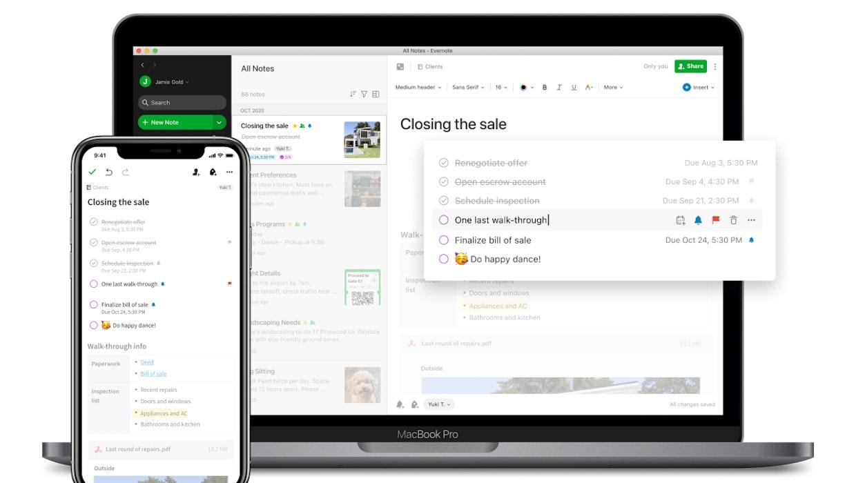 """Evernote bringt neue Aufgabenfunktion """"Tasks"""" heraus"""