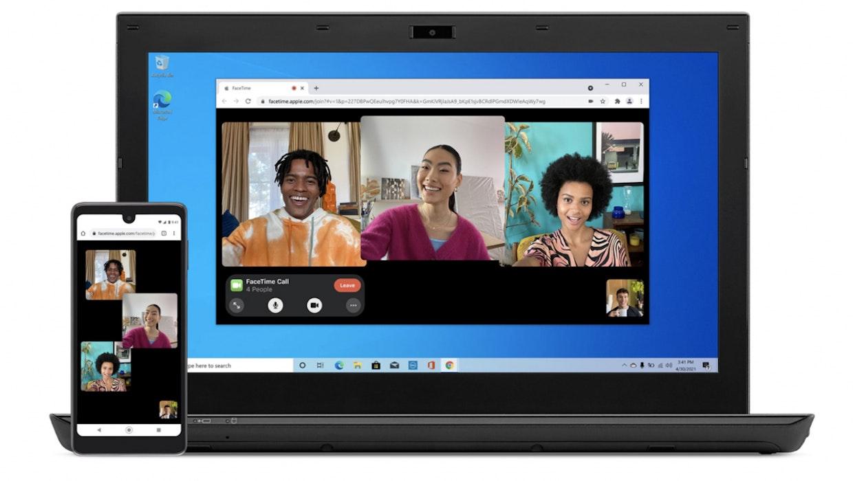 Apple bringt Facetime auf Android und Windows – per Browser