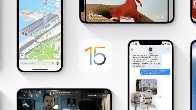 iOS 15 und iPadOS 15 mit vielen Neuerungen für iPhones und iPads sind da