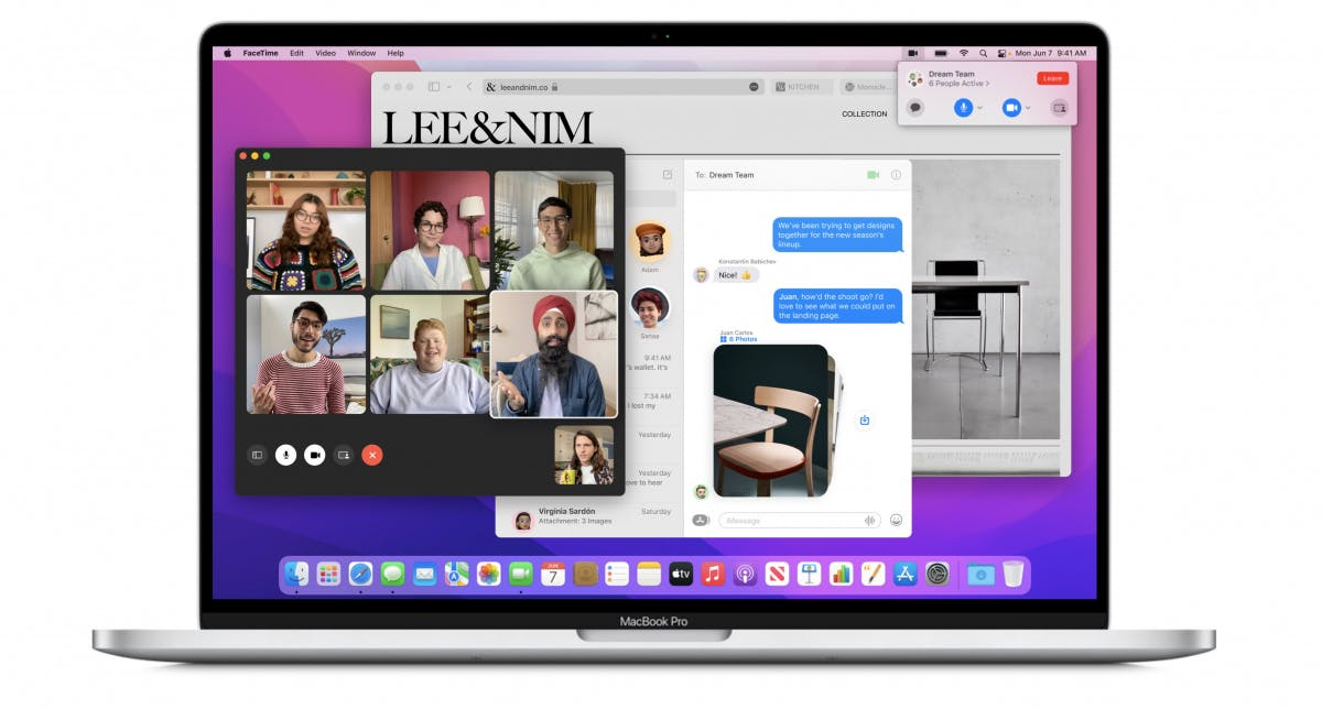 macOS Monterey releases October 25th: These Macs are compatible