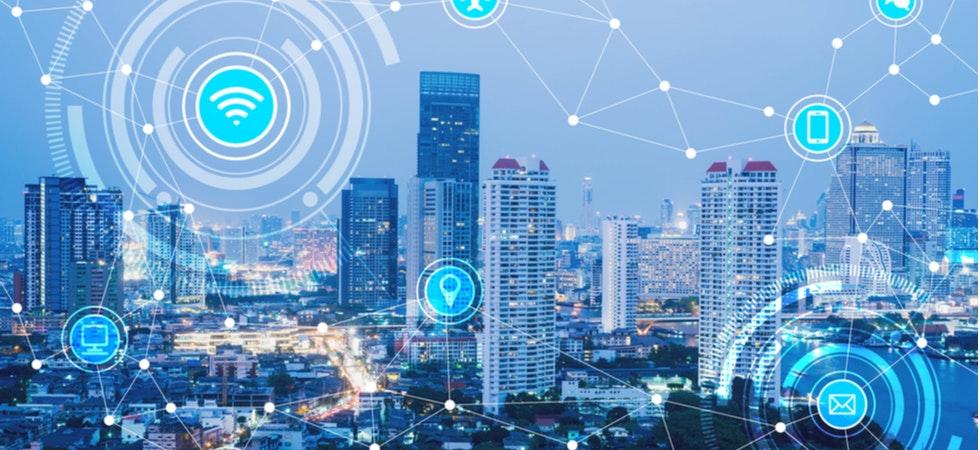 Smart City bietet viele Chancen.