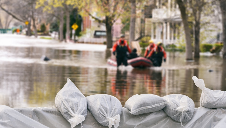 Betrüger nutzen Hochwasserkatastrophe für falsche Spendenaufrufe aus