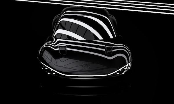 """Mercedes teasert """"effizientestes Elektroauto"""" mit über 1.000 Kilometern Reichweite an"""