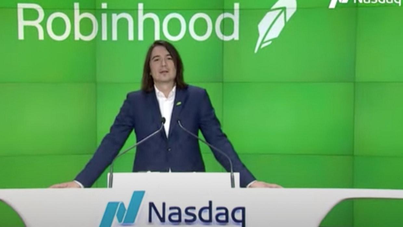 Aktie 10 Prozent im Minus: Trading-App Robinhood enttäuscht bei Börsendebüt