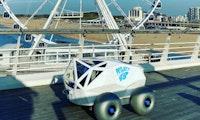 Roboter mit KI-Support: Beachbot entfernt Zigarettenkippen vom Strand