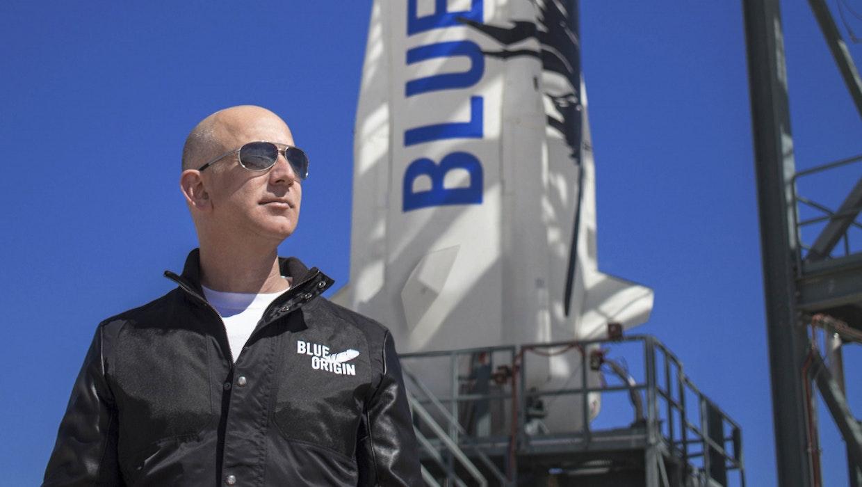 Zynische Weltall-Milliardäre: Astronaut Bezos taugt nicht als Vorbild