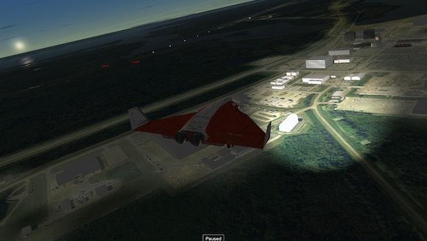 (Screenshot: Orbiter / Martin Schweiger)
