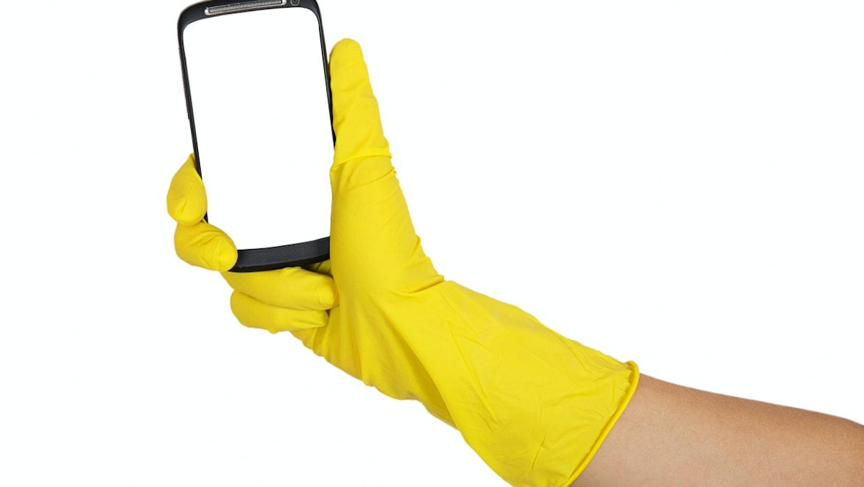 Corona-Schnelltest: Euer Smartphone-Display kann sagen, ob ihr Covid habt