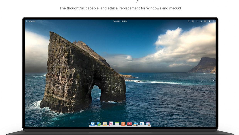 Review: Linux-Distribution Elementary OS 6 gründlich missraten