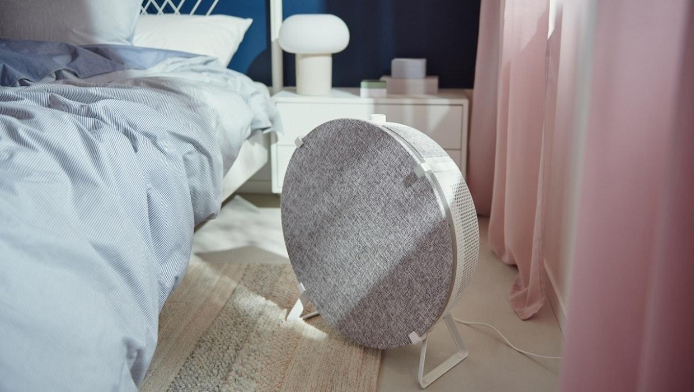 Ikeas Starkvind ist ein Luftreiniger mit Smarthome-Anschluss