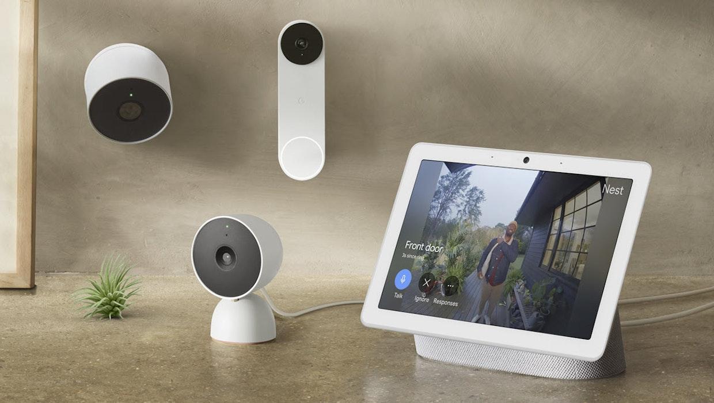 Nest Cam und Doorbell: Google erweitert sein Smarthome-Portfolio