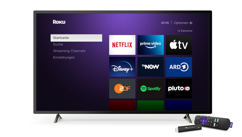 Roku: Amazon-Konkurrent bringt 4 Fire-TV- und Chromecast-Alternativen auf den Markt