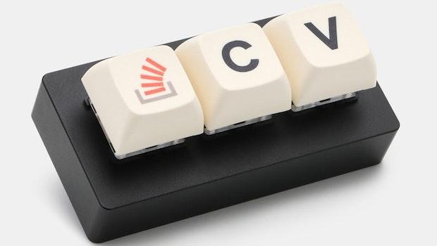 The Key: Tastatur kann nur Copy & Paste. (Bild: Stackoverflow/Drop)