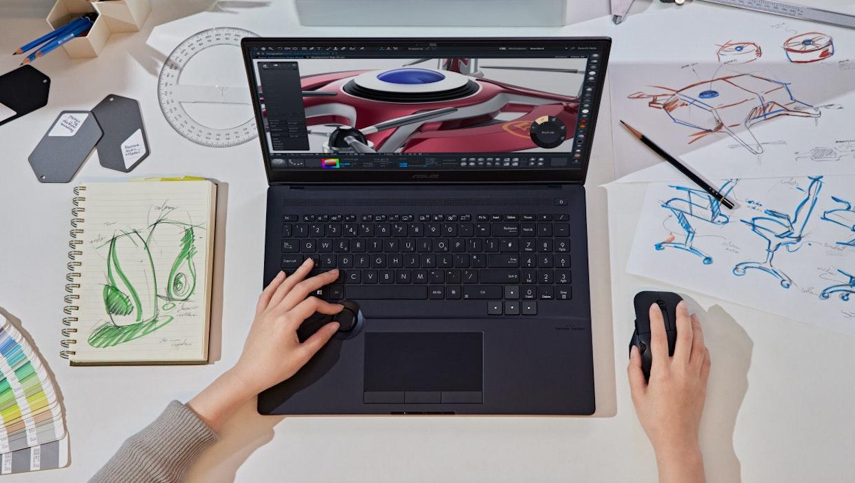 Asus bringt neue Proart-Studio- und Vivobook-Notebooks mit AMD oder Intel –und Dial