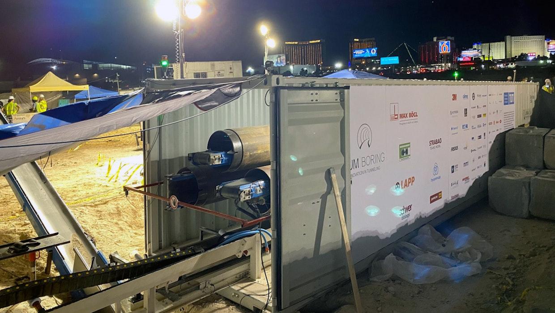 Münchner Tunnelbohrer gewinnen Wettbewerb von Elon Musk