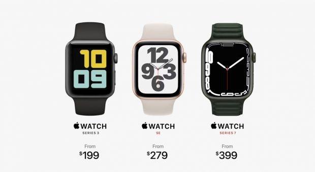 Apple Watch 2021 Preise