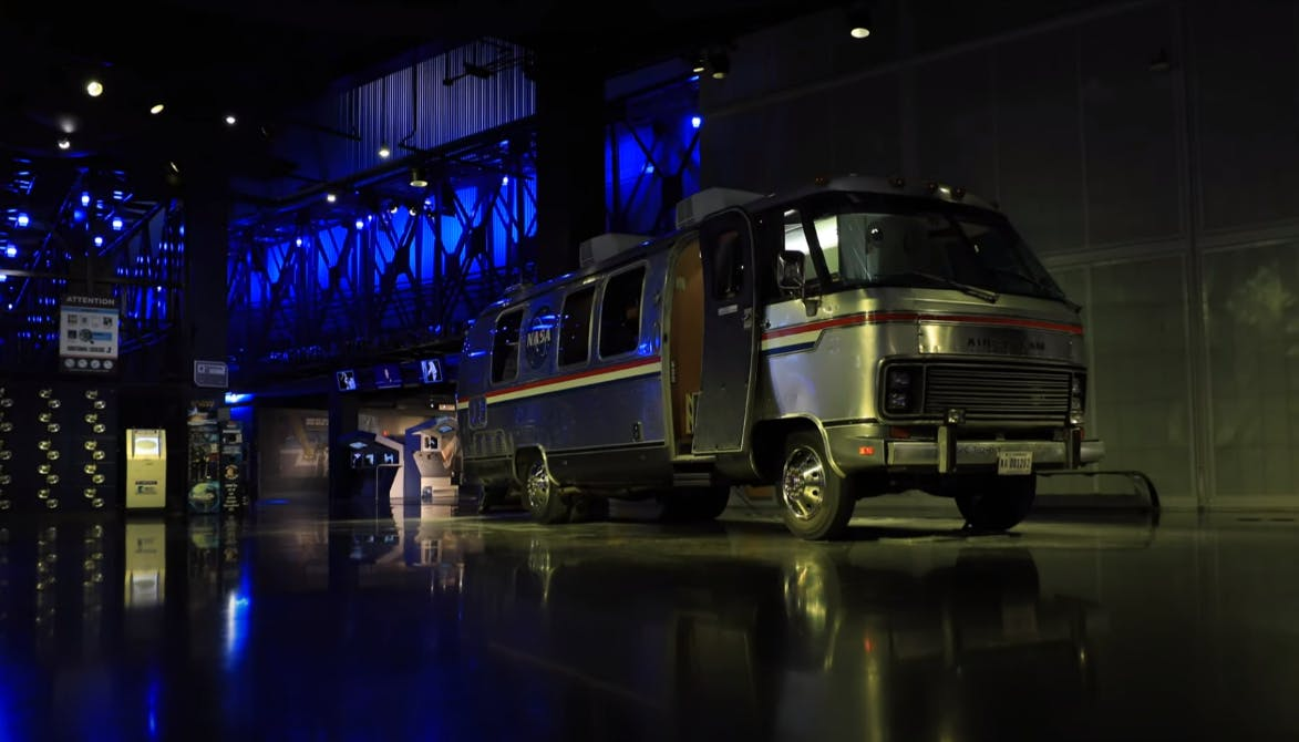 Nasa Astrovan: Legendary astronaut bus to have an emission-free successor