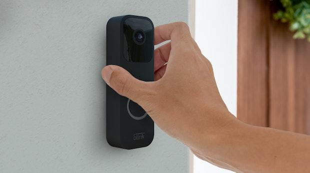 Blink Video-Doorbell: Amazon hat jetzt auch eine Videoklingel für deine Haustür