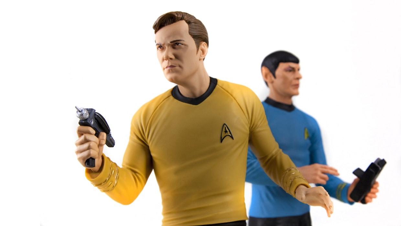 Offiziell: Captain Kirk fliegt mit Blue Origin ins All
