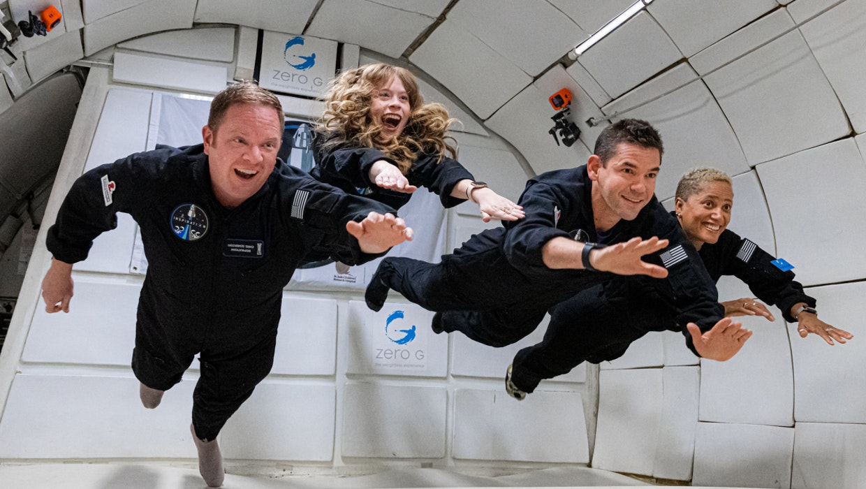 Inspiration 4: SpaceX sends the first space tourists into space on September 15th
