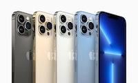 iPhone 13 mit langer Lieferzeit: Hohe Nachfrage trifft auf Lieferengpässe