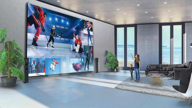 Riesenfernseher zum Riesenpreis: LG bringt 325-Zoll-TV für 1,4 Millionen Euro