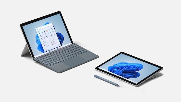 Microsoft Surface Pro 8. (Bild: Microsoft)
