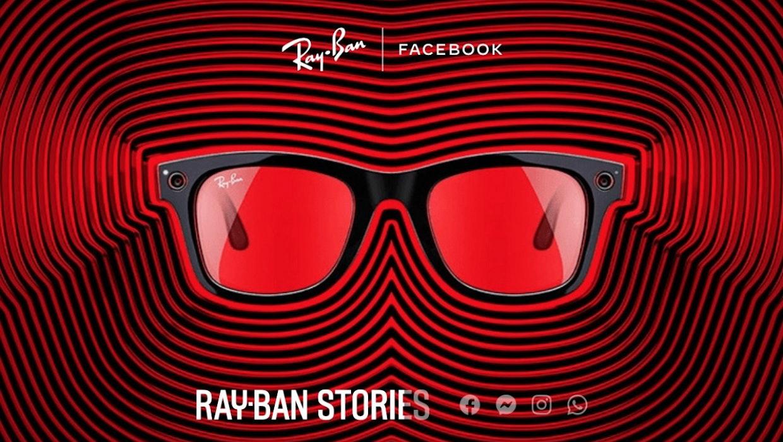 Ray-Ban Stories: Smarte Brille von Facebook und Ray-Ban ist offiziell
