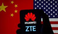 USA beginnen damit, Technik von Huawei und ZTE zu vernichten
