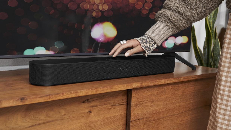 Sonos legt die Beam neu auf: Kleine Soundbar mit mehr Power und Dolby Atmos