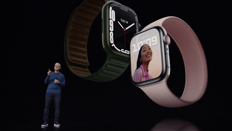Apple Watch Series 7 ist offiziell: Alle Infos zu Technik, Design und Preis