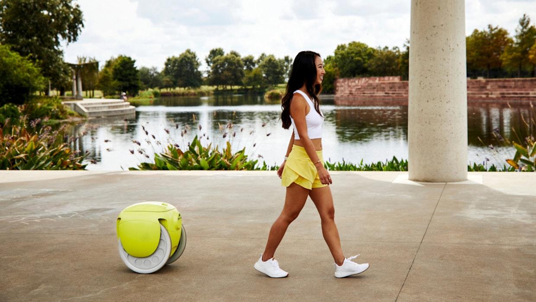 Rucksack war gestern: Dieser Roboter trägt euch die Einkäufe hinterher