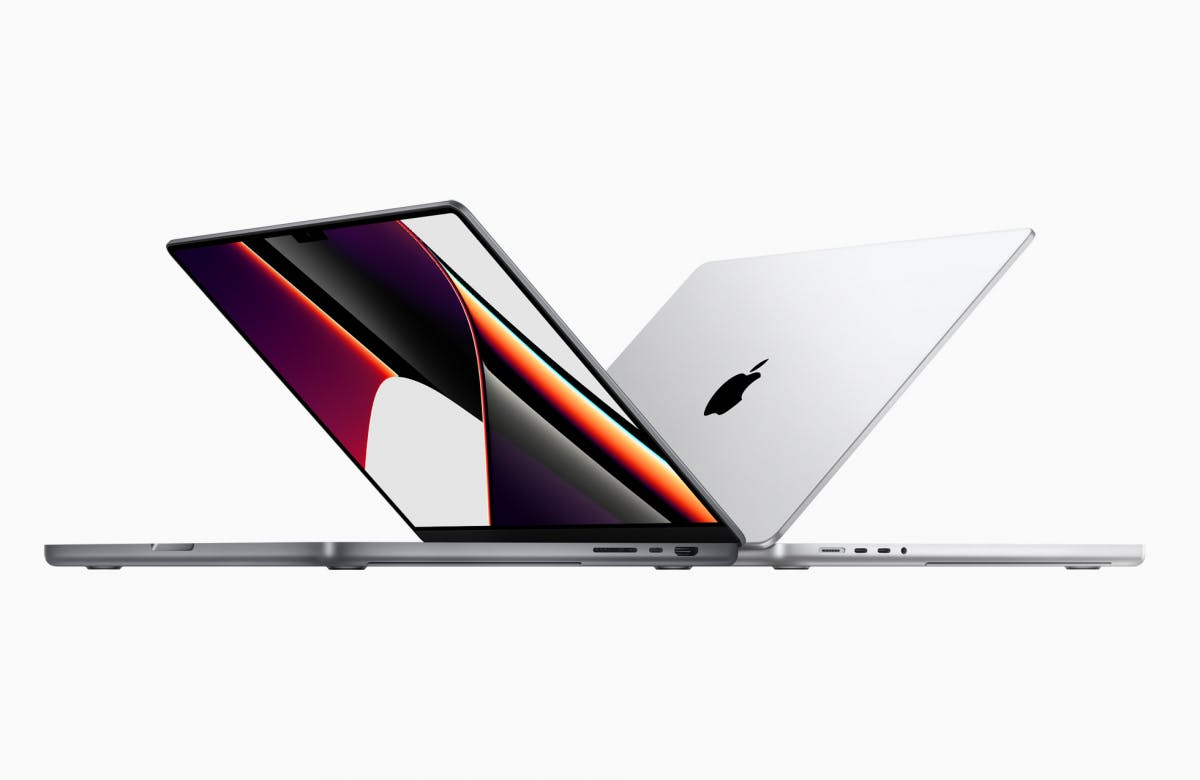 Macbook Pro (2021): These are Apple's new high-end notebooks with M1 Pro and Max chips