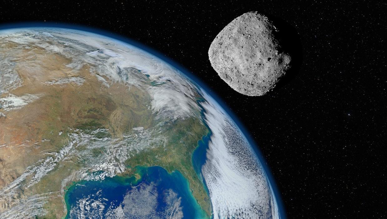 Studie zeigt, wie eine Atombombe einen Asteroiden-Einschlag auf der Erde verhindern könnte