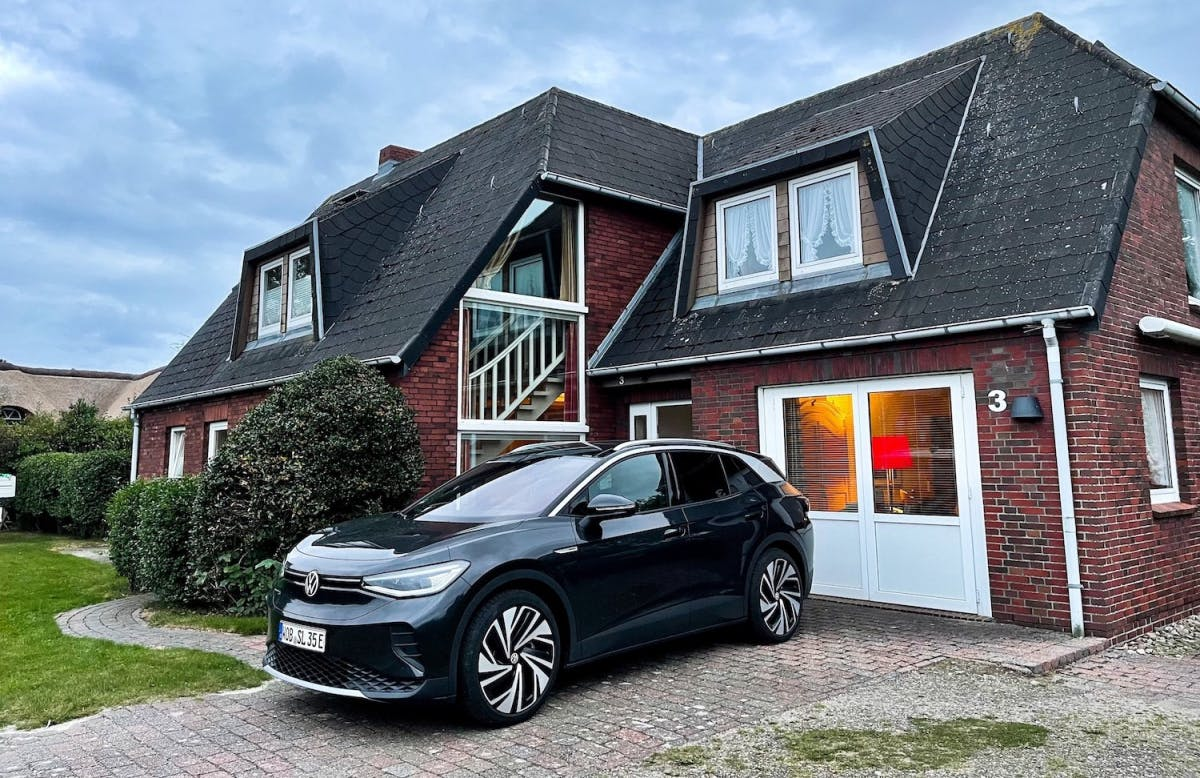 VW ID 4 in the test: 2,000 kilometers with the electric car