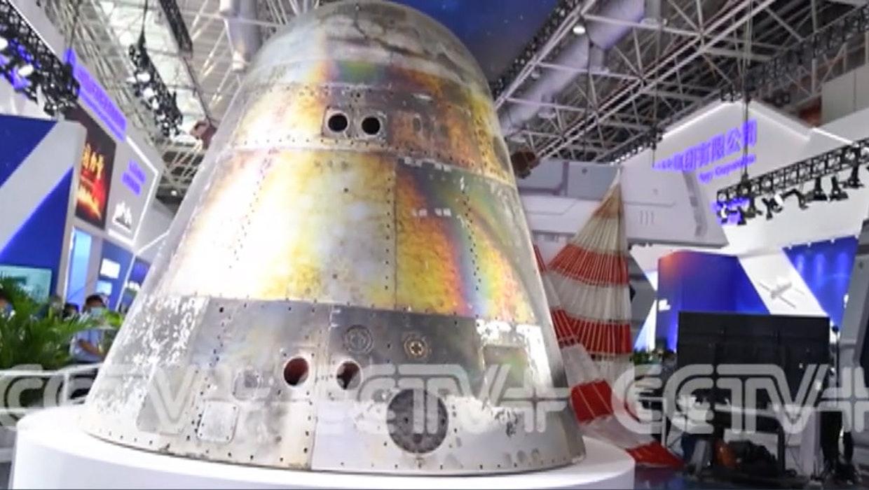 Viel Platz und wiederverwendbar: Das ist Chinas Raumkapsel der neuen Generation