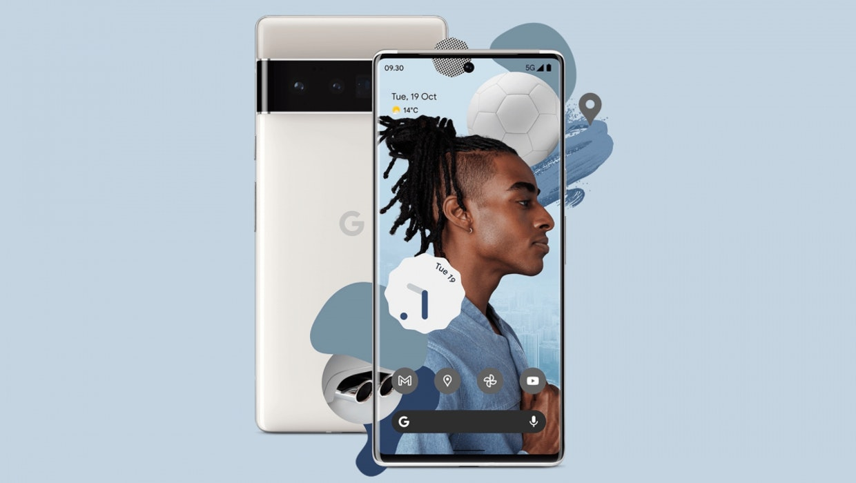 Pixel 6 (Pro): Nahezu alle Details über Googles neue Top-Smartphones durchgesickert